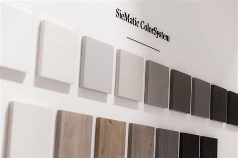 kleur keuken siematic keukens exclusieve oppervlakken materialen en