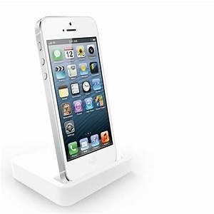 Iphone 5 Dockingstation : charging dock desktop stand docking station for apple iphone 5 5c 5g white ebay ~ Orissabook.com Haus und Dekorationen