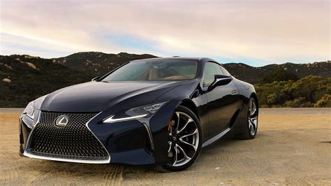 Lc Hd Picture by 2018 Lexus Lc 500 Review A Sci Fi Stunner For The