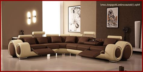 colors that go with brown walls home combo