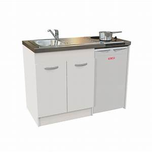 Kitchenette Pour Studio Ikea : kitchenette electrique blanc spring x x ~ Dailycaller-alerts.com Idées de Décoration