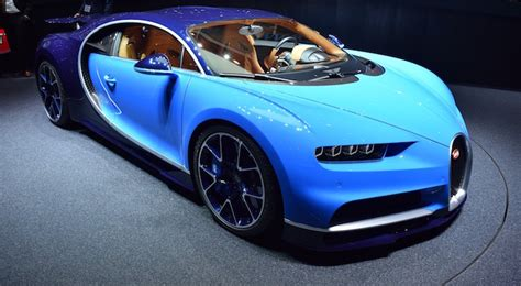 How Fast Is The Bugatti Chiron by The Bugatti Chiron Is Not An Exercise In Restraint