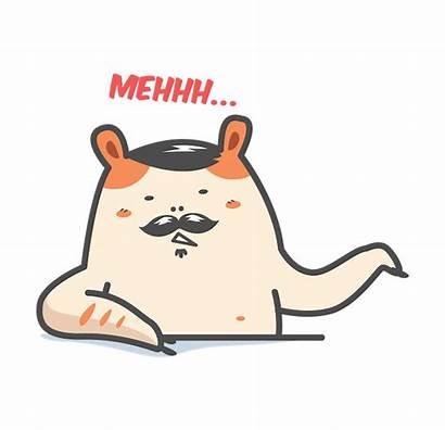 Boring Cartoon Uninterested Hamster Stockunlimited Blogging Industries