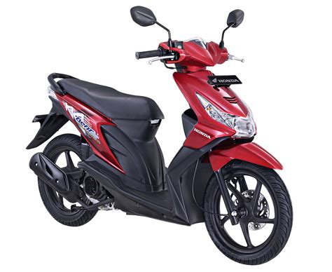 tampilan  honda beat    safety