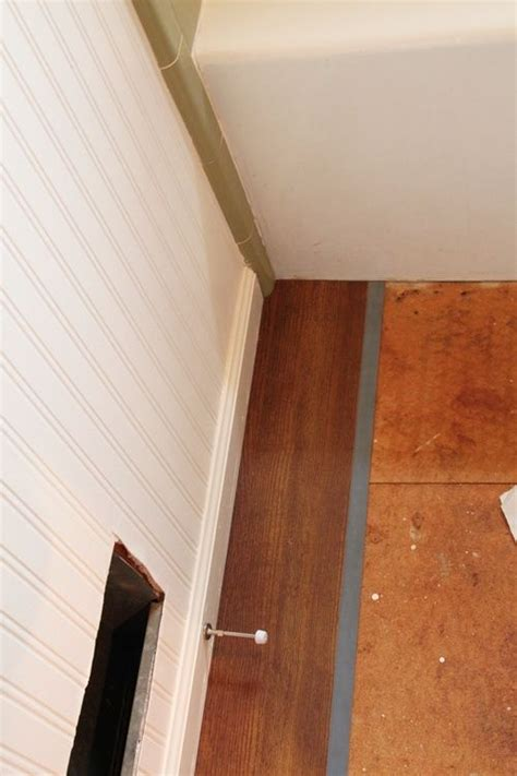 vinyl plank flooring diy allure vinyl plank wood floor diy ideas pinterest