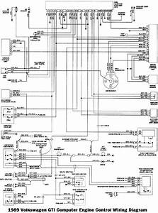 1989 Volkswagen Golf Gl Gti Electrical Wiring Diagram