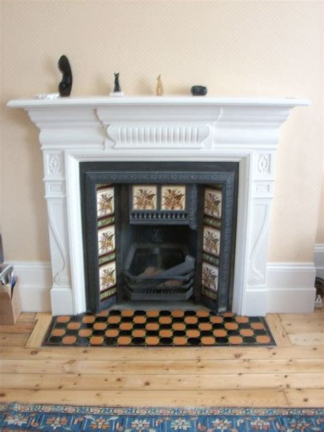 Fireplace Tiles And Hearths by 25 Best Ideas About Victorian Fireplace On Pinterest