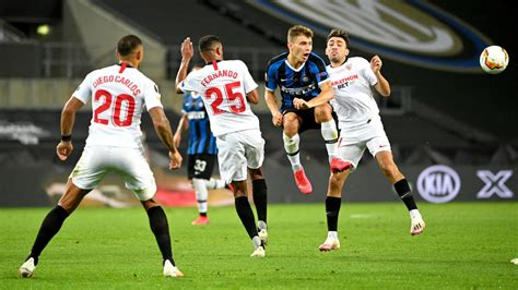 Follow all the latest uefa europa league football news, fixtures, stats, and more on espn. Europa League Final: Sevilla vs Inter Milan Extended Highlights - CBSSports.com