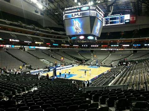 american airlines center section  home  dallas