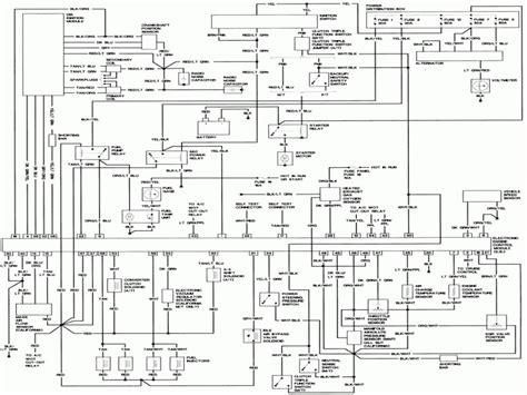 Fuel Wiring Diagram For F150 by 1995 Camaro Fuel Wiring Diagram Wiring Forums