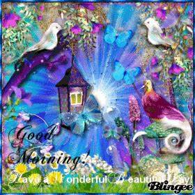 Good Morning! Have a Wonderful Beautiful Day! Animated ...