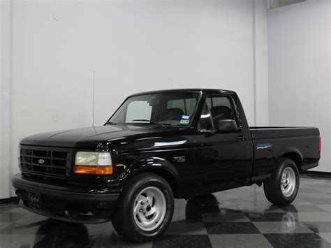 1995 Ford F150 Lightning by 1995 Ford F 150 Streetside Classics The Nation S