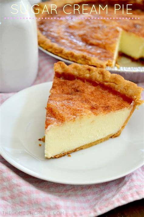 sugar pie sugar cream pie pinpoint