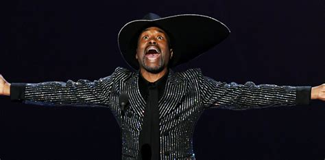 Billy Porter Makes History With Emmys Win