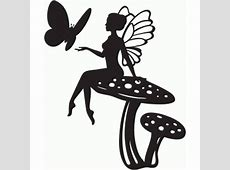 55+ Silhouette Fairy Tattoos Collection