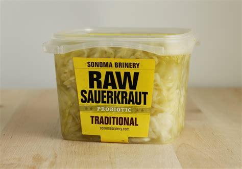Probiotic Sauerkraut Whole Foods