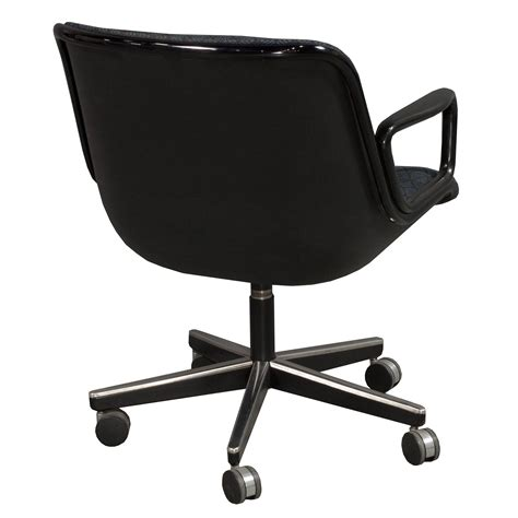 knoll pollock chair height adjustment knoll pollock conference chair blue pattern national