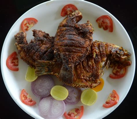 kerala style fish fry recipe ingredients