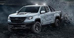 Chevy Zr2 Light Bar Chevy Just Unleashed Totally Pimped Out Versions Of The