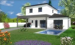 Maison Architecte Plain Pied : maison architecte plain pied ventana blog ~ Melissatoandfro.com Idées de Décoration