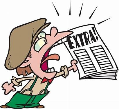 Newspaper Clipart Clip