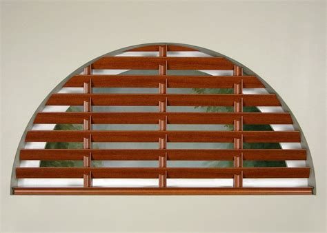 Arched Window Blinds by Douglas Wood Blinds For Arched And Special Shaped