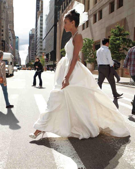 modern wedding dresses martha stewart weddings