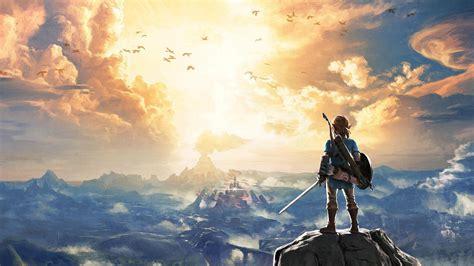 The Legend Of Zelda Breath Of The Wild  Ps Wallpapers