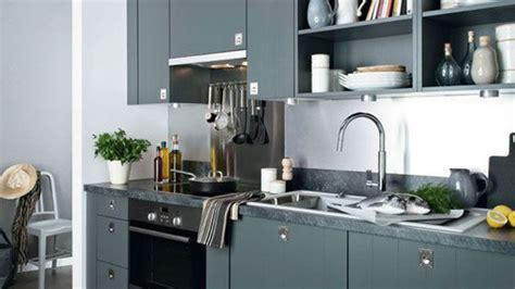 mobilier cuisine professionnel cuisine cuisine design avec quatre placards un