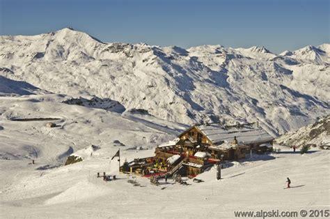 photos de val thorens alpski