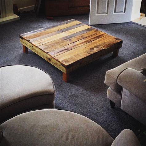 Browse our great prices & discounts on the best square end tables. 20 DIY Pallet Coffee Table Ideas | Do it yourself ideas and projects