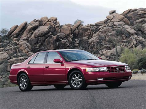 2000 Cadillac Seville Sts Good Wallpaper