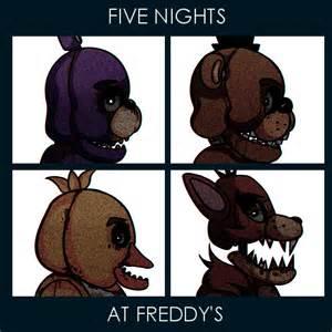 Freddy's deviantART Nights at Five
