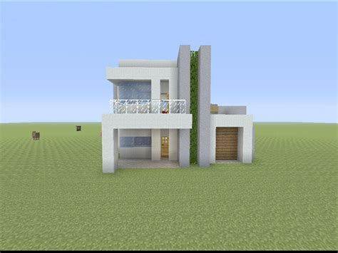 minecraft small modern house designs small modern house minecraft build building a modern house