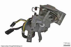 Air Conditioning Control Assembly - Core Grade - Used ~ 1968 Mercury Cougar / 1968 Ford Mustang ...