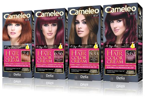 numbers   hair color box  cameleo