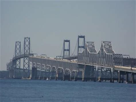 Boat Shipping Maryland by Bridgehunter Chesapeake Bay Bridge