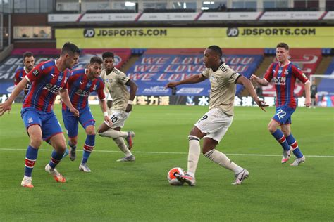 Manchester United vs. Crystal Palace: Live stream, Time ...