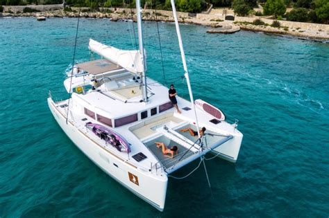 terms and conditions lagoon 450 luxury cata sailing