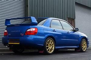 Used 2005 Subaru Impreza Sti Wrx Sti Type Uk For Sale In