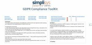 gdpr compliance toolkit service desk software With gdpr documentation requirements