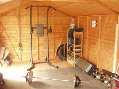 Top 5 Gym Equipment Pieces To Have In Your Shed Easy