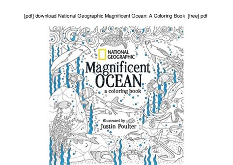 national geographic magnificent ocean
