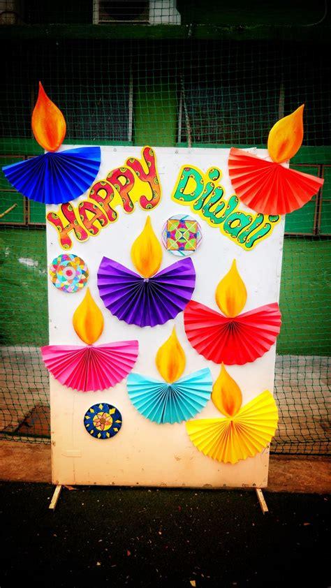 happy diwali board decoration diwalidecorations