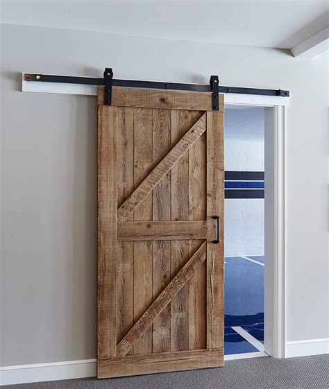 Barn Doors For Homes by Classic Nantucket Inspired Home Home Bunch