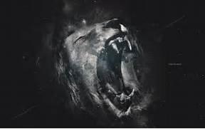 Lion Roar Animals Wall...
