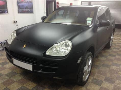 matt black car wrap london vehicle wrap wrapping cars