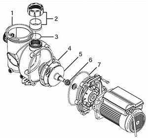 Zodiac Flopro 075 Pump Impeller R0735000  U2022 Poolequip