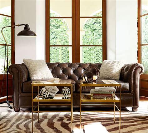 pottery barn lily task l chestfield sofa design decoration
