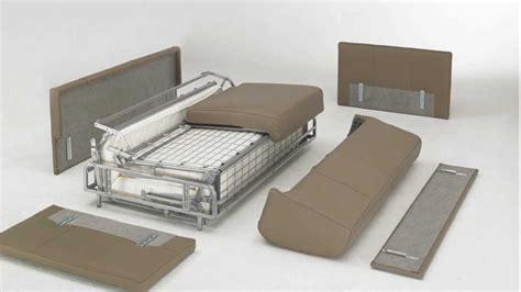 ouverture du canapé convertible rapido square deco
